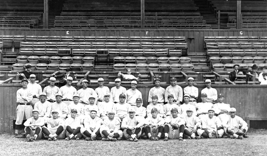 Yankees Spring Training in NOLA, 1921